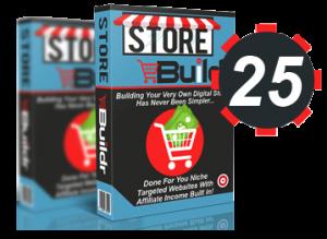store builder niche website