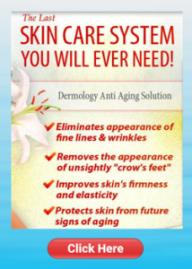 natural anti ageing anti wrinkle skin care product